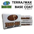 TERRA WAX テラワックス サーフィン ワックス サーフボード BASE COAT ベースコート 下地用ワックス