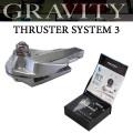 GRAVITY  グラビティー THRUSTER SYSTEM 3 スラスターシステム3 スケートボード  トラック サースケート