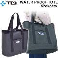 TOOLS ツールス WATER PROOF TOTE 5Pockets ウエット トート バッグ 5ポケット 防水 ビーチバック ウェットバック マリンスポーツ サーフィン アウトドア フェス フィッシング 旅行 トラベル