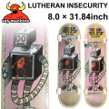 TOY MACHINE トイマシーン スケートボード コンプリート PROGRAMING INJECTION (8.0 × 31.63) [TM-108] 完成品 スケボー SKATE BOARD COMPLETE