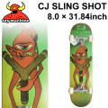 TOY MACHINE トイマシーン スケートボード コンプリート CHOPPED UP (8.0 × 31.63) [TM-109] 完成品 スケボー SKATE BOARD COMPLETE
