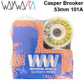 Wayward Wheels ウェイワード ウィール Casper Brooker キャスパー・ブルッカー 53mm 101A [W3] スケートボード スケボー パーツ SK8 SKATE BOARD