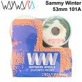 Wayward Wheels ウェイワード ウィール Sammy Winter サミー・ウィンター 53mm 101A [W5] スケートボード スケボー パーツ SK8 SKATE BOARD