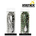 Xtenex【エクステネクス】Sports300 プラチナム【75cm】2本入り シューレース 【魔法の靴ひも】シューズ・スニーカーに