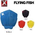デッキパッド サーフィン X-TRAK エックストラック FLYING FISH 7ピース デッキパッチ