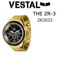 VESTAL べスタル 腕時計 THE ZR-3 [ZR3033] クロノグラフ ヴェスタル 正規品 【ラッピング可】