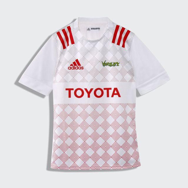 【アディダス】トヨタ自動車ヴェルブリッツ2020 ホームジャージ