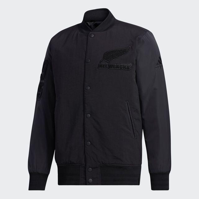 【アディダス】オールブラックス2020 ジャケット