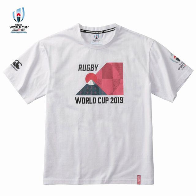 【RWC2019】ティーシャツ(メンズ)[全2色]
