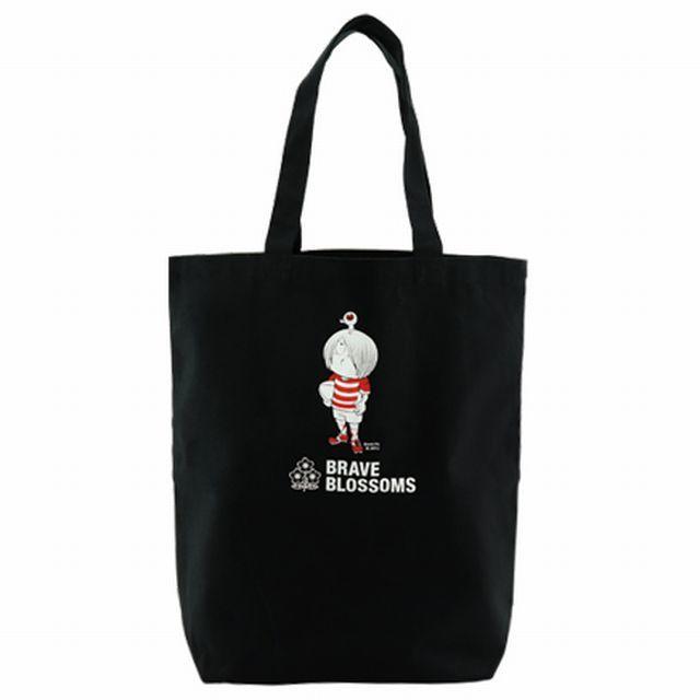 【ラグビー日本代表】ゲゲゲの鬼太郎 トートバッグ