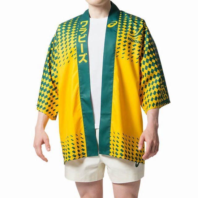 オーストラリア代表 ワラビーズ 日本限定 ハッピジャケット