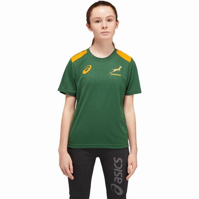 アシックス,南アフリカ,スプリングボクス,Tシャツ