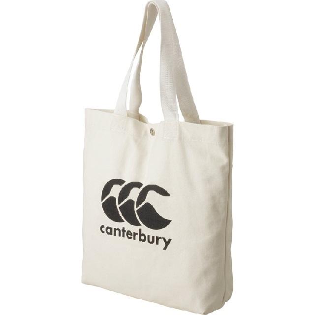 【カンタベリー】トートバッグ (カラー:オフホワイト、ネイビー、オリーブ)[AB08260]【1個までメール便(ゆうパケット)対応可】