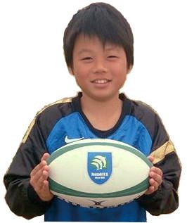 【ギルバート】伊勢崎ラグビースクール オフィシャルラグビーボール(3号球・4号球)