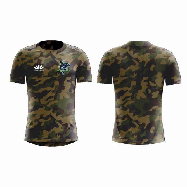 MLR,シアトルシーウルブズ,Tシャツ
