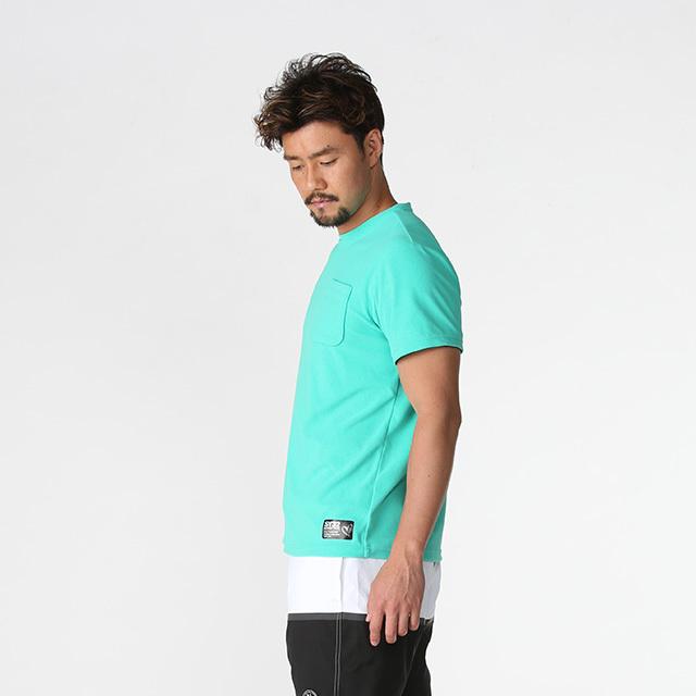 【50%OFF!】《ペネトア(PeneTO'A)》パイル生地 半袖Tシャツ
