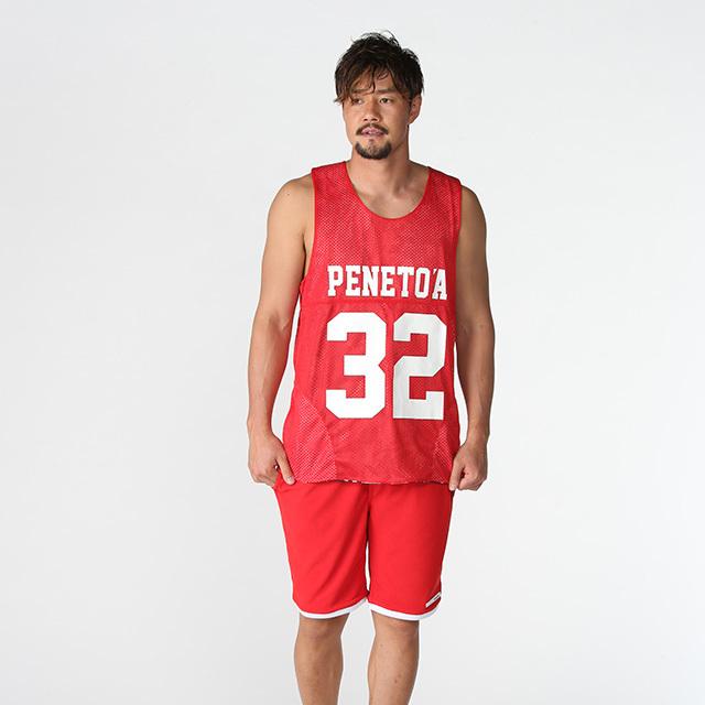 《PeneTO'A×SY32》メッシュ リバーシブル タンクトップ