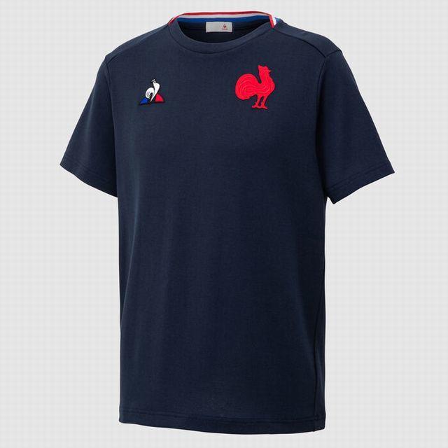 【le coq】 フランス代表 半袖Tシャツ【全2色】