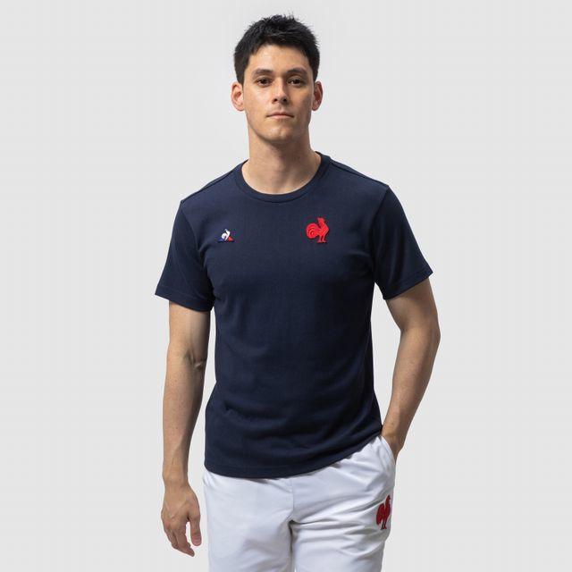 【le coq】 フランス代表 半袖Tシャツ