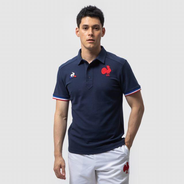 【le coq】 フランス代表 半袖ポロシャツ