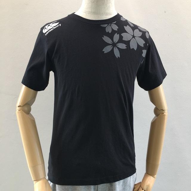 【カンタベリー】ジャパン ティーシャツ