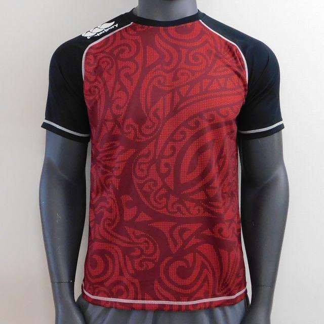 【カンタベリー】トレーニングTシャツ(カラー:ブラック、ブルー、ネイビー/サイズ:S~3L)[RG38509]【1着までメール便(ゆうパケット)対応可】