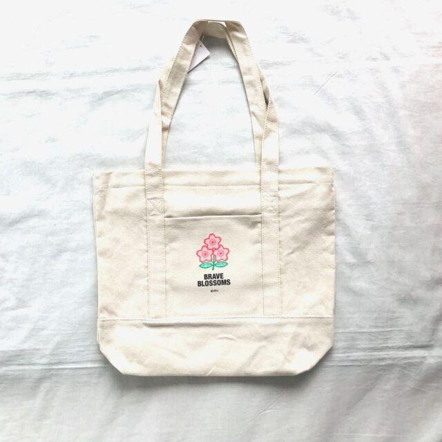 【ラグビー日本代表】キャンバストートバッグ