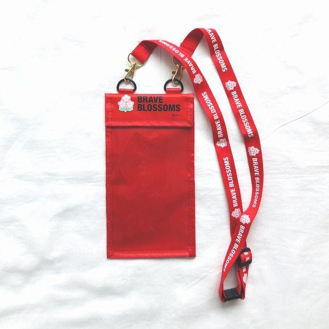 【ラグビー日本代表】チケットホルダー