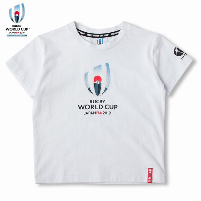 【RWC2019】ティーシャツ(キッズ)