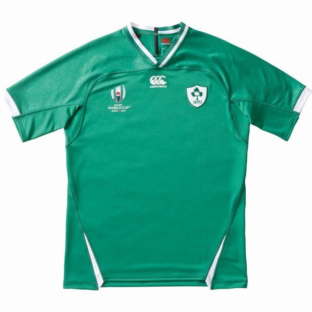 【カンタベリー】RWC2019 アイルランド代表 レプリカホームジャージ