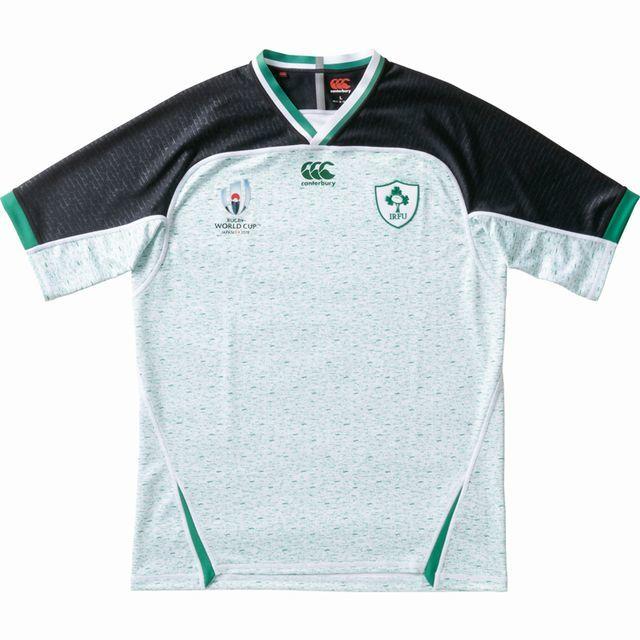 【カンタベリー】RWC2019 アイルランド代表 レプリカオルタネイトジャージ
