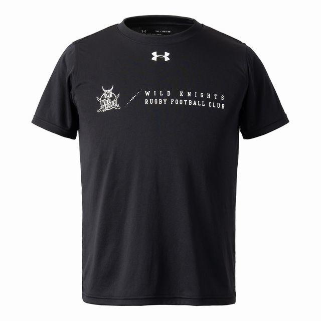 《ワイルドナイツ》アンダーアーマー製 ユースアップTシャツ 2020