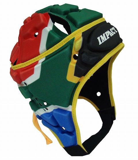 【IMPACT】V2-Premium Ventedヘッドガード【南アフリカ】