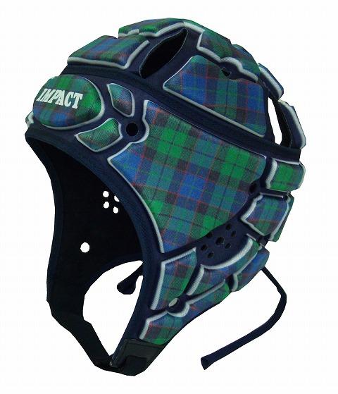【IMPACT】V2-Premium Ventedヘッドガード【スコットランド】