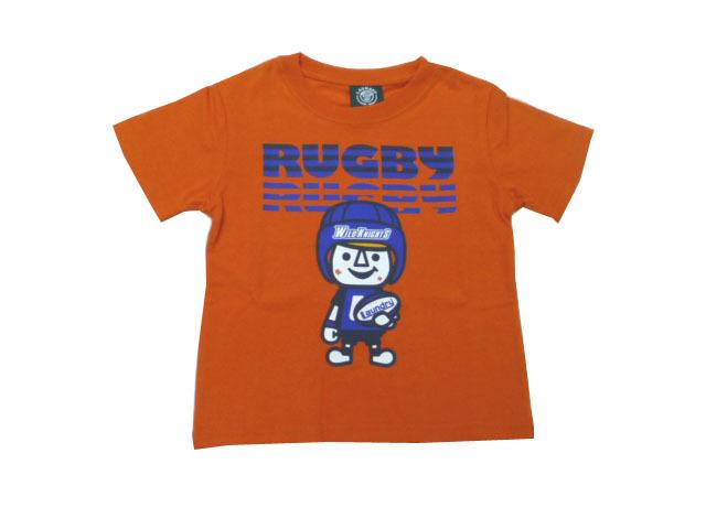 《ワイルドナイツグッズ》Laundry(ランドリー)コラボ、キッズサイズTシャツ