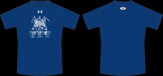 《ワイルドナイツグッズ》アンダーアーマー製ワイルドナイツレジェンドTシャツ