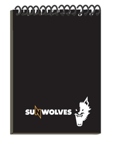 【SUNWOLVES】メモ帳(Memo pad)