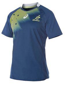 ≪50%OFF!≫【asics】ワラビーズ トレーニングシャツ (テスト)[XRW300]【※セール品の為、購入後の返品交換不可】