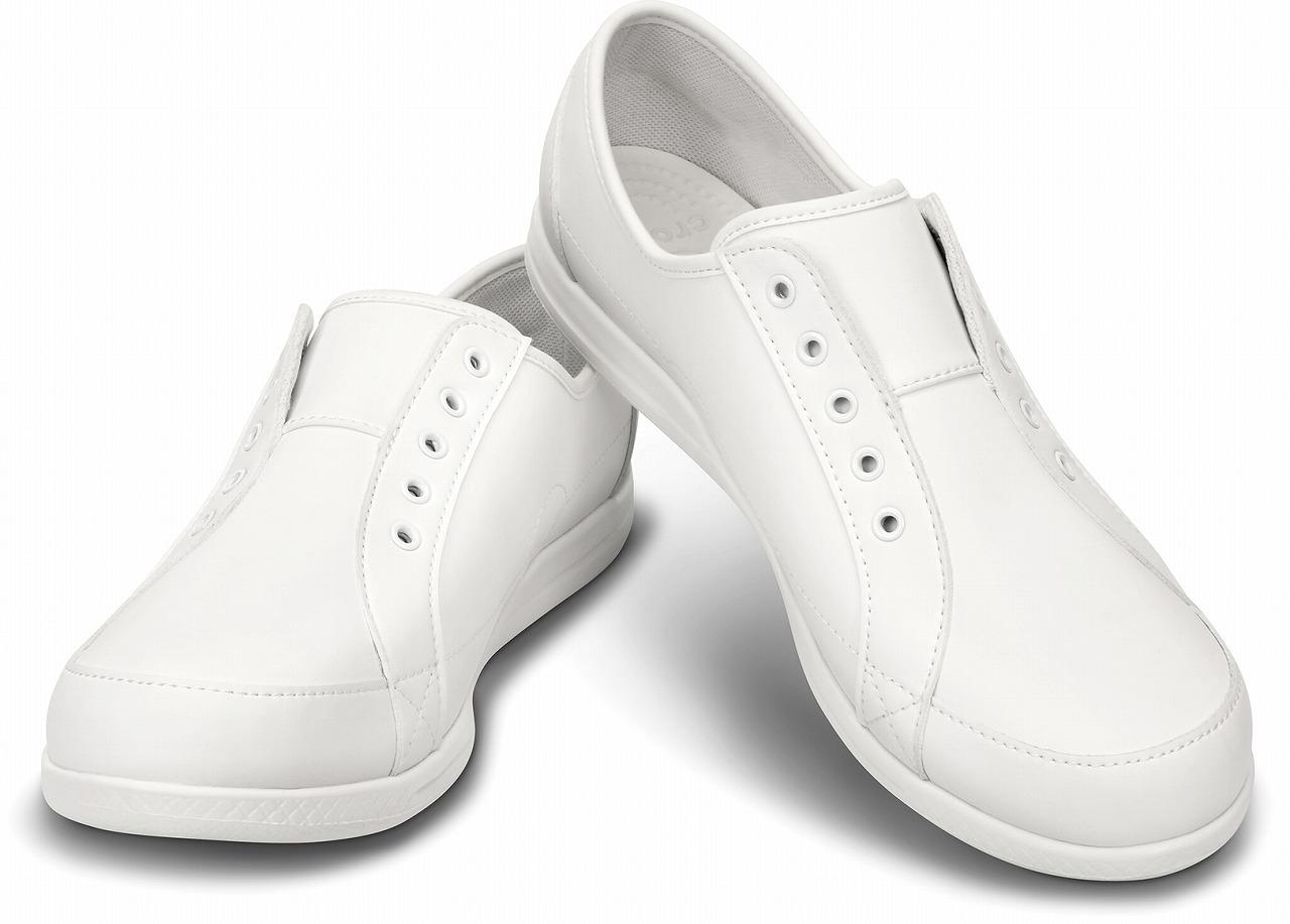 アレイン ナーススニーカー ホワイト/ホワイト alaine nurse sneaker white/whhite