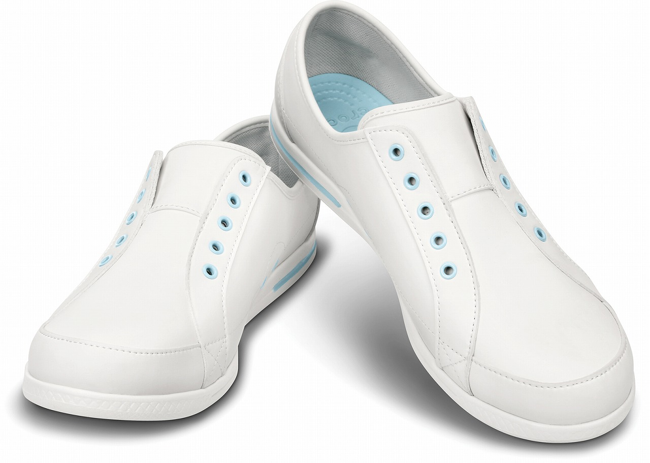 アレイン ナーススニーカー alain nurse sneaker white/ice blue