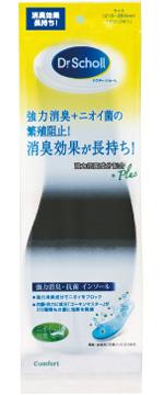 強力消臭・抗菌インソール