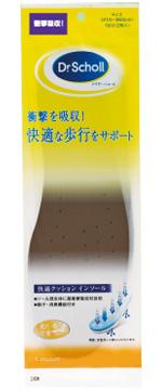 ドクター・ショール コンフォートステップ2(快適クッション インソール)