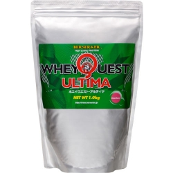 WHEY QUEST ULTIMA  strawberry  ホエイクエストアルティマ ストロベリー 1kg