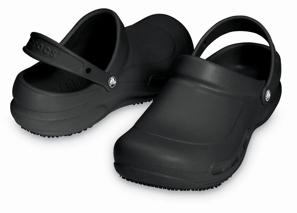 crocs(クロックス) bistro『ビストロ  』black(ブラック)