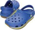 クロックス レトロ クロッグ バーシティブルー/バースト crocs retro clog varsity blue/burst