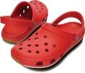 クロックス レトロ クロッグ レッド/ブラック crocs retro clog red/black