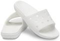 クロックス クラシック クロックス スライド ホワイト crocs classic srocs slide white 206121 100