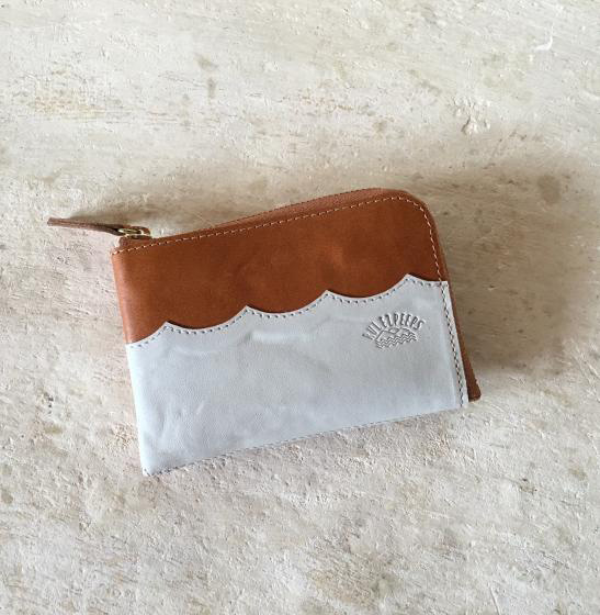 【SALE】 rulezpeeps (ルールズピープス) 16RZ0001 WAVE L-SHAPE WALLET ユキ