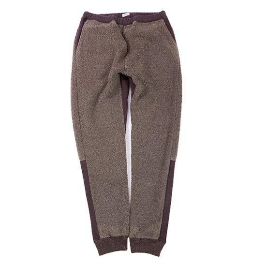 rulezpeeps (ルールズピープス)16RZ011 Melange Boa Pants