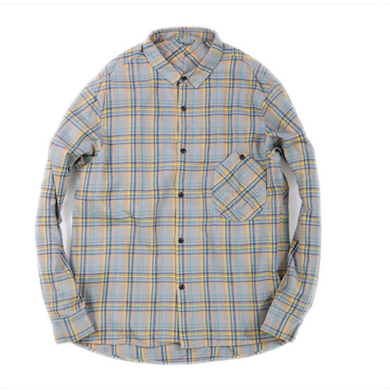 rulezpeeps (ルールズピープス) 16RZ0120 COTTON CHECK GOODAY SHIRTS